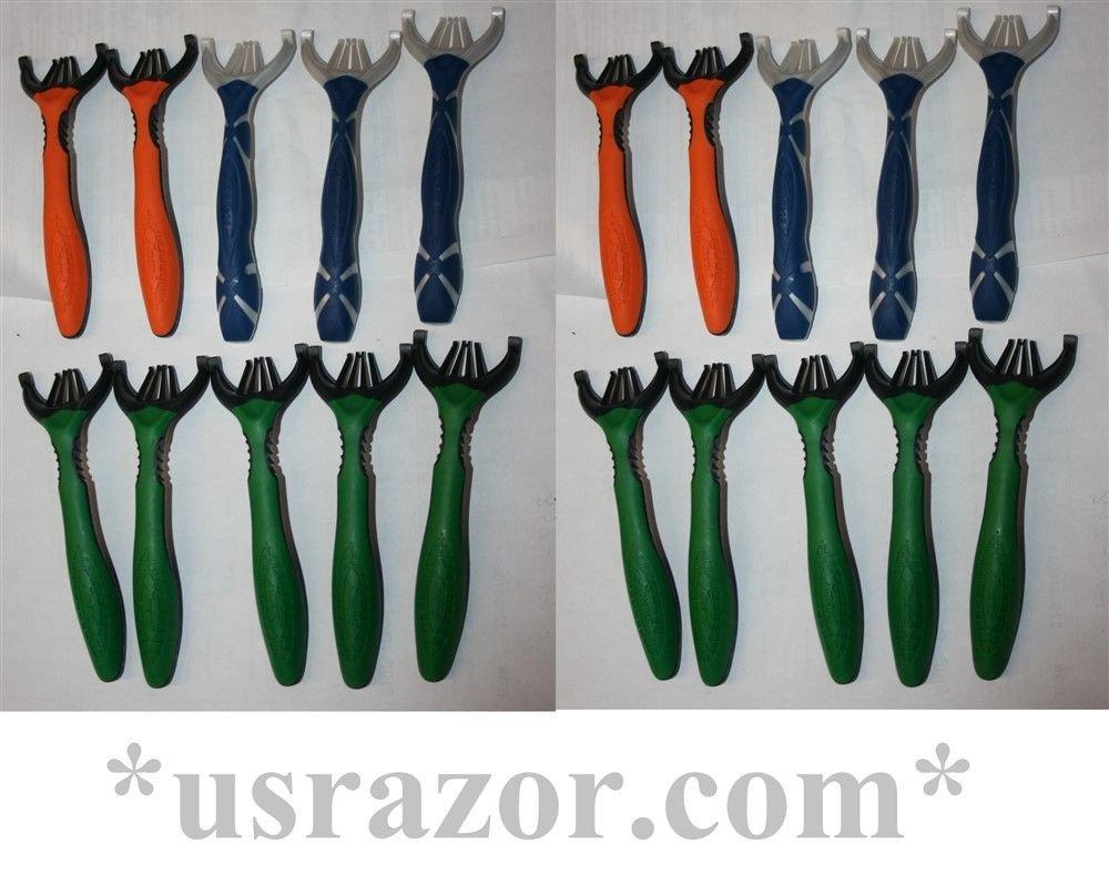 20 Schick Xtreme3 Men Disposable Razor Shaver Handle Fits