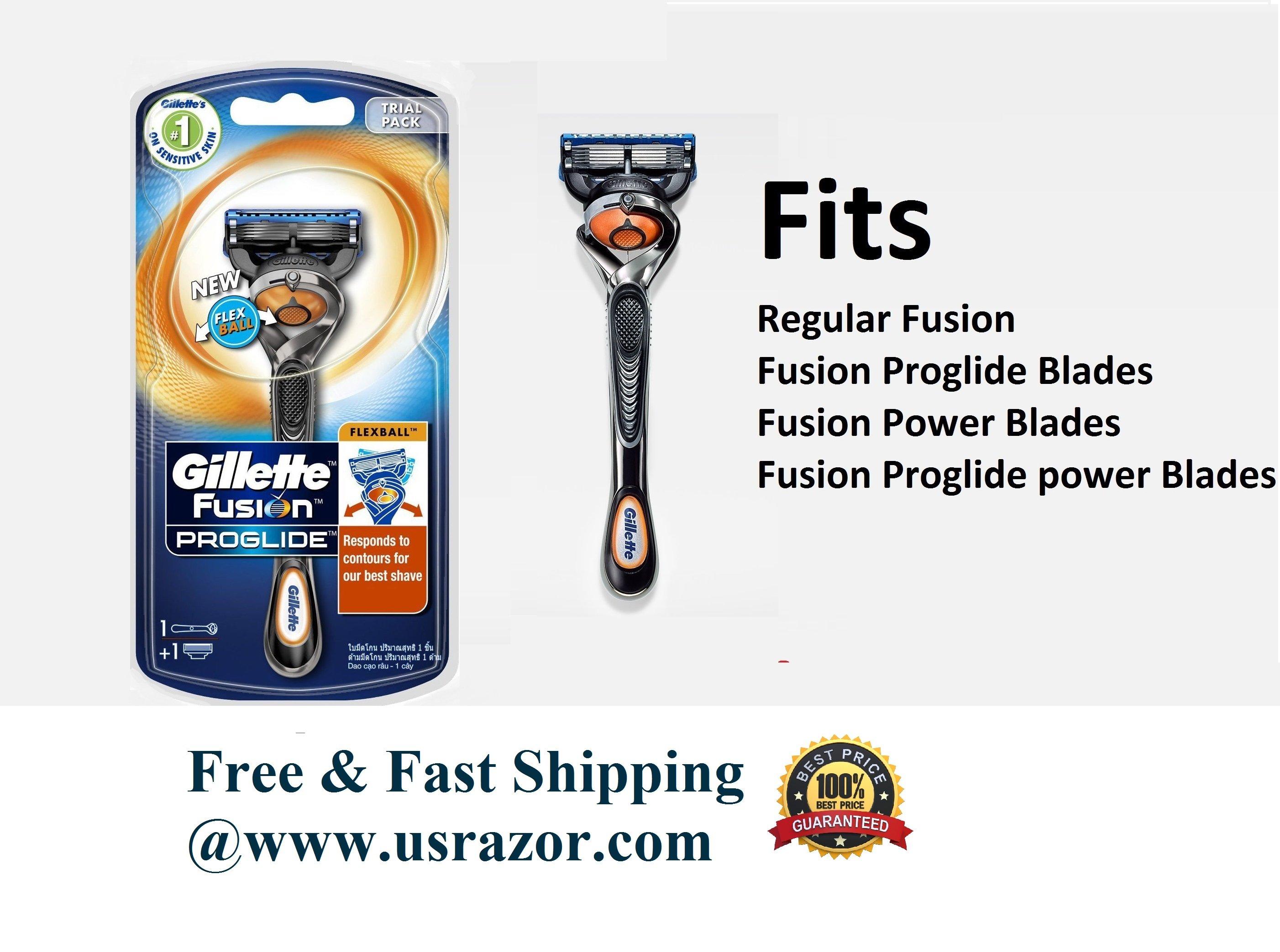 Gillette fusion proglide manual razor with flexball technology - Gillette Fusion Proglide Manual Razor With Flexball Technology 14